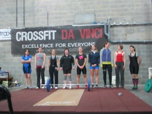 Second interclub 2014 - Crossfit Da Vinci 001